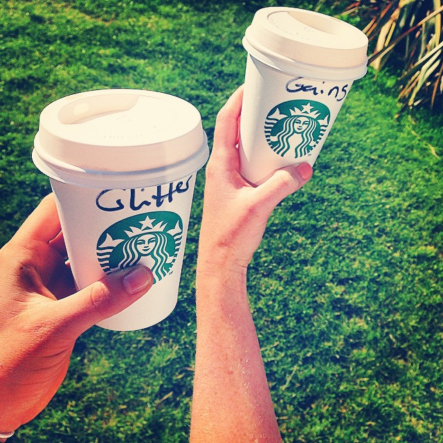 Starbucks Name? A Brand Loyalty Program At Its Finest!
