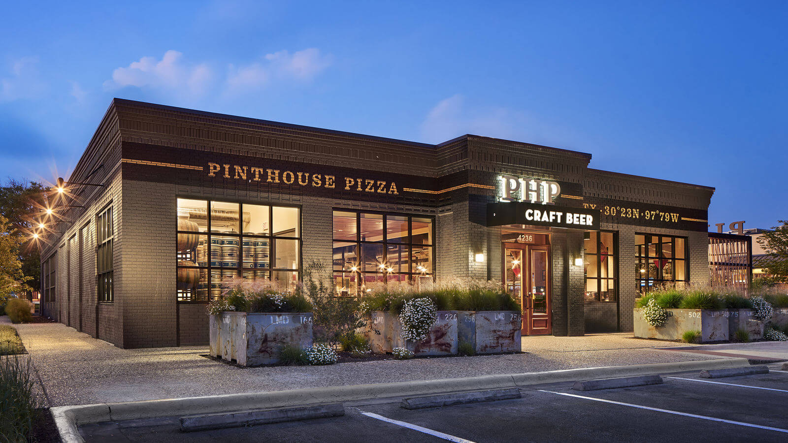Pinthouse Pizza Austin