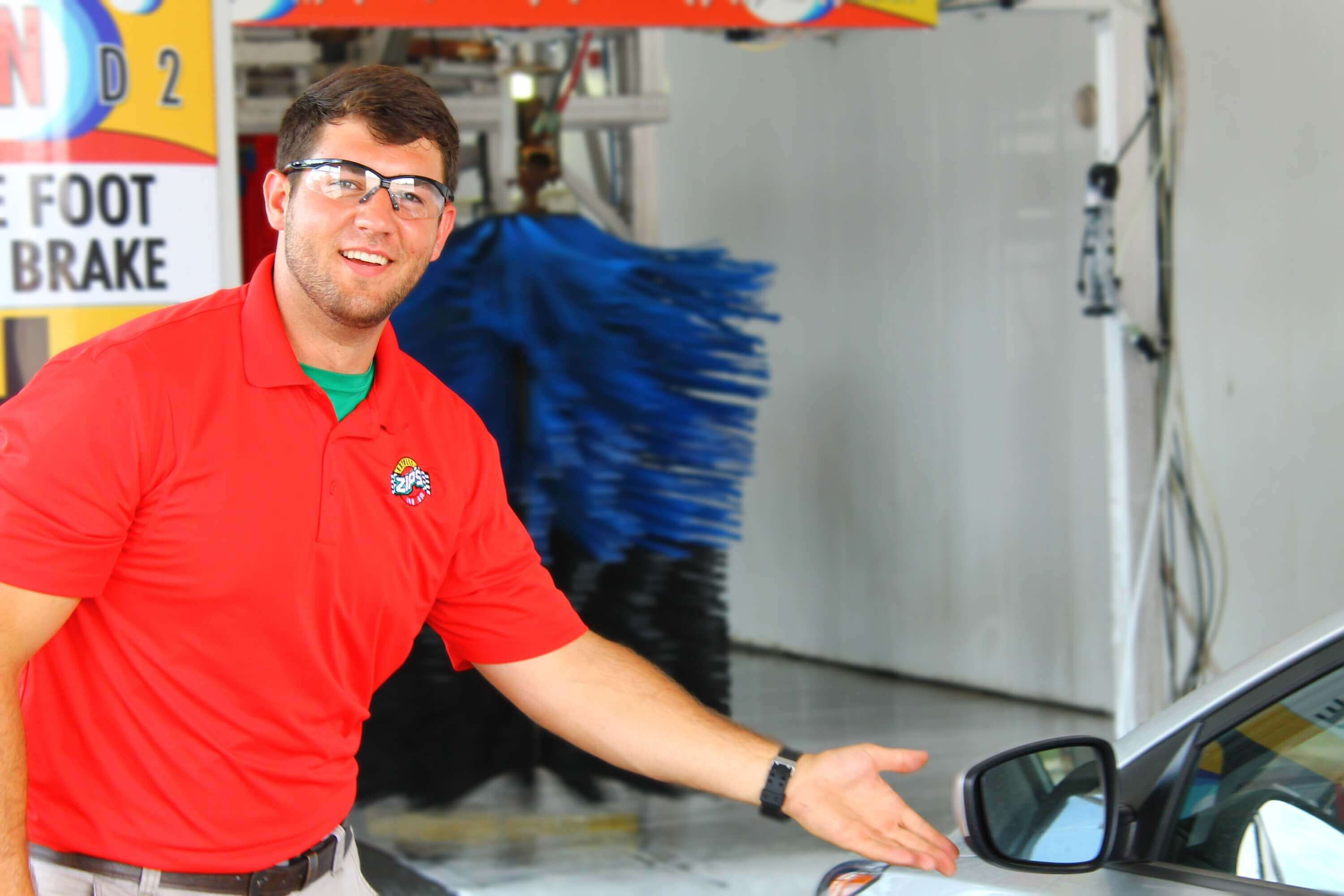 Zips Car Wash Builds Engaging Customer Relationships Thanx