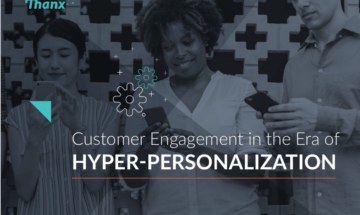 Customer Engagement in the Era of Hyper-Personalization eBook