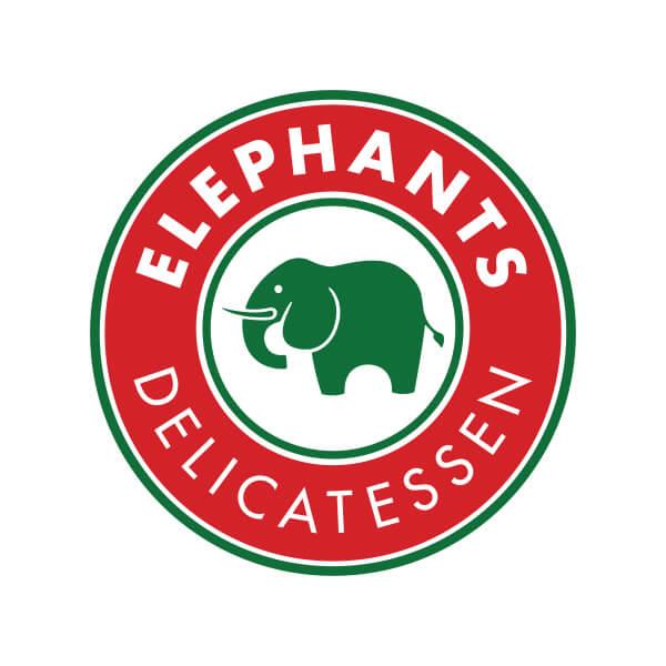 Elephant's Deli  Logo