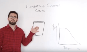 Combat customer churn video from Thanx