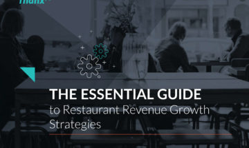 Restaurant Revenue Growth Strategies Guide cover