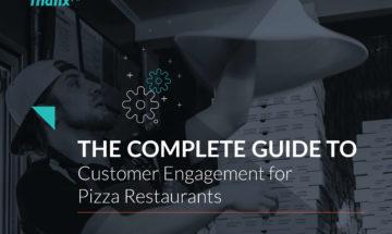 Pizza Restaurant Customer Engagement Guide cover