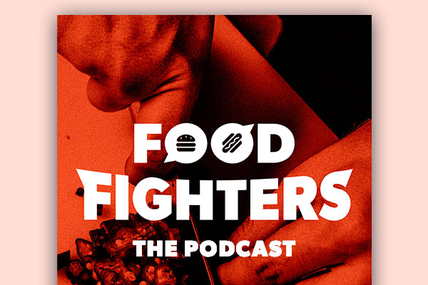 Food Fighters podcast cover image