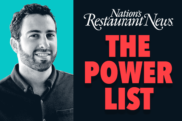 Nation's Restaurant News Power List 2020