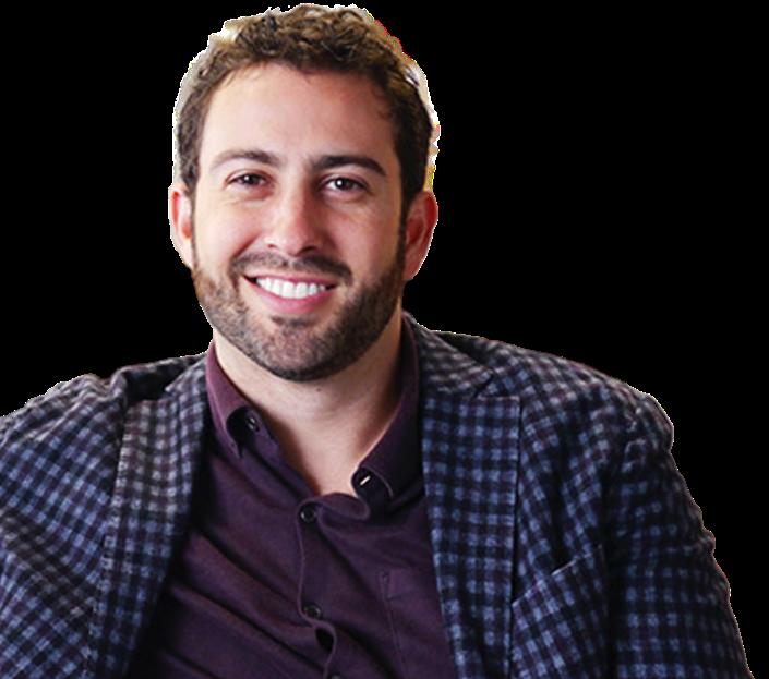 Photo of Thanx, CEO & Founder, Zach Goldstein