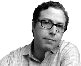 Photo of Thanx Chief Product Officer and co-founder Aaron Newton