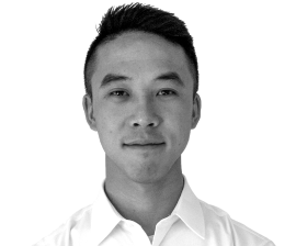 Photo of Chief Technology Officer and Co-founder Darren Cheng.