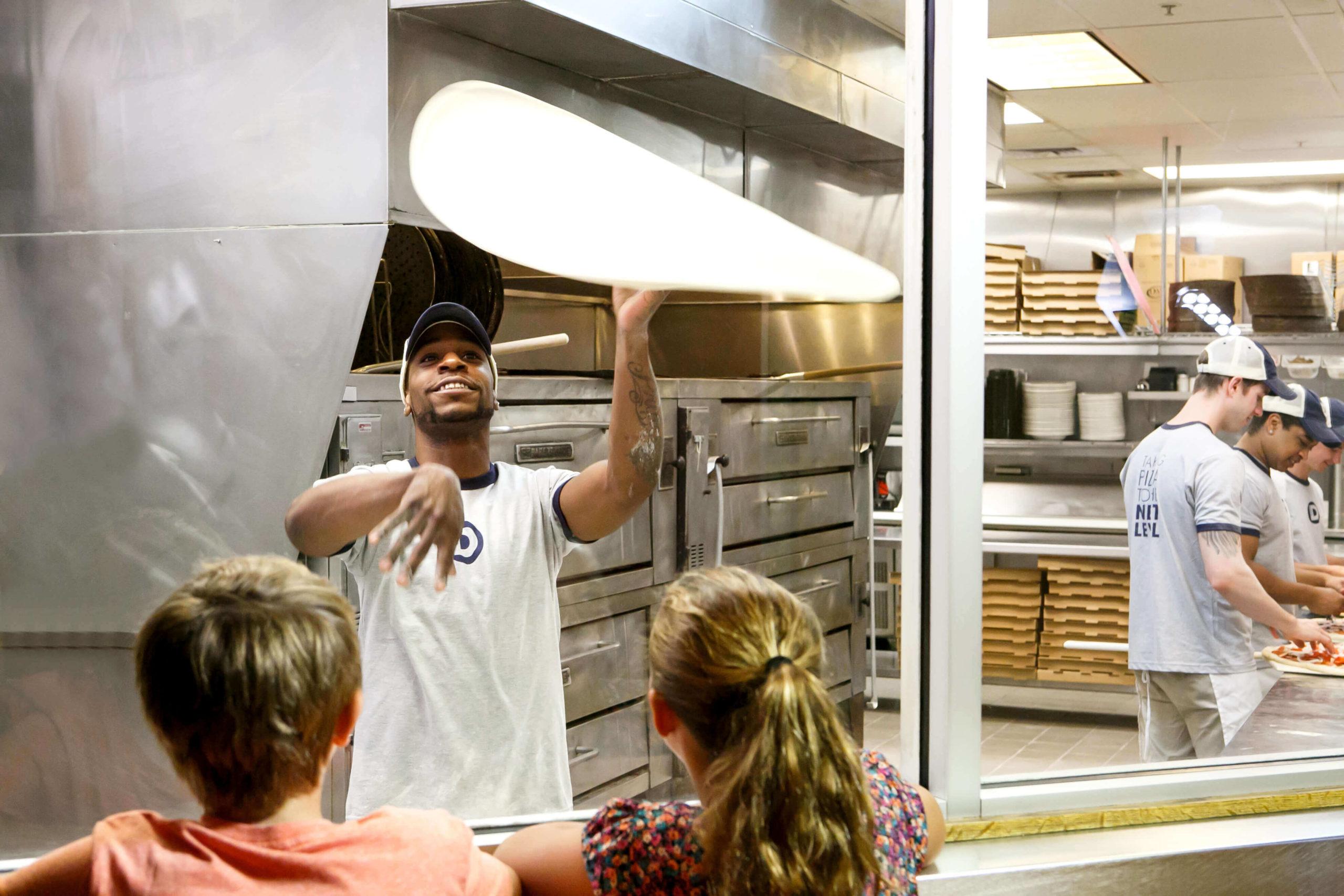 Deweys Pizza Kitchen