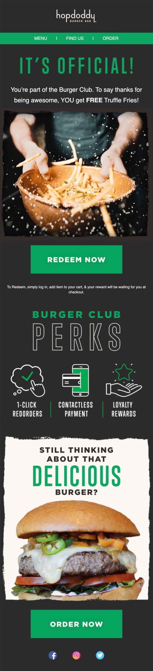 Hopdoddy New Intro Email
