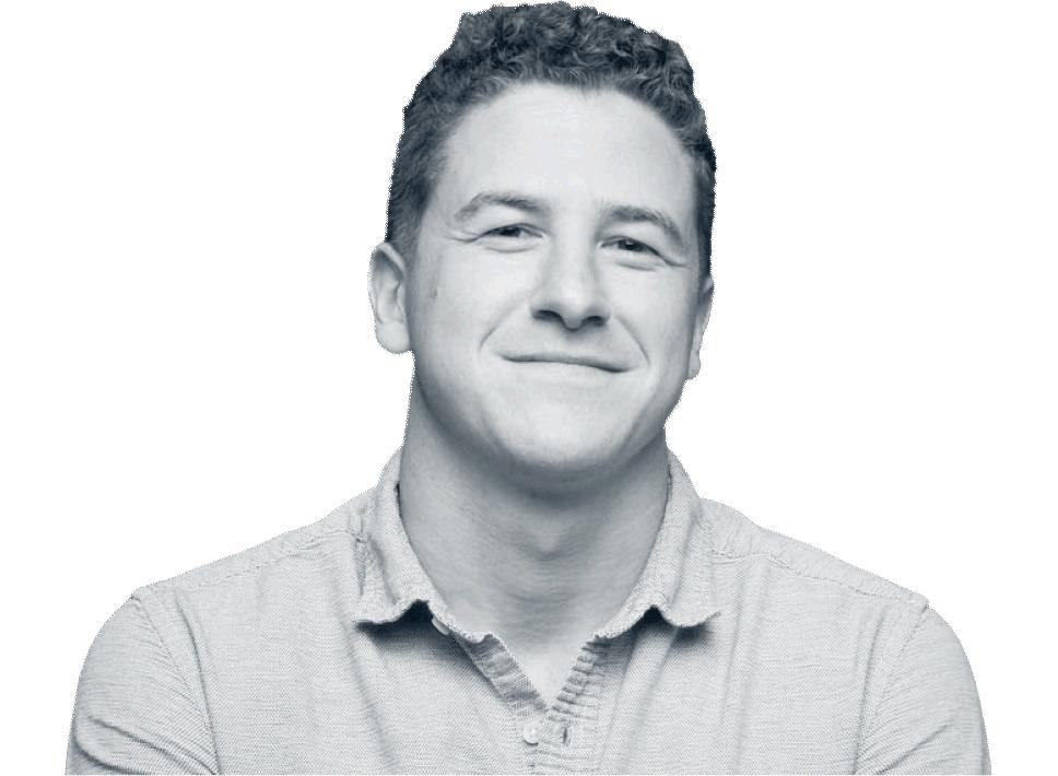 Headshot of Matthew Smith, CMO at Tocaya Organica OKAY