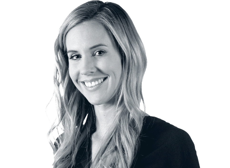 Headshot of Stacie Colburn Hayes, CMO at Oath Pizza