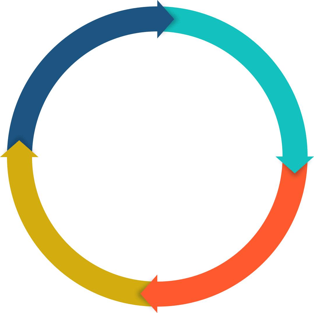 Digital Flywheel blank arrows
