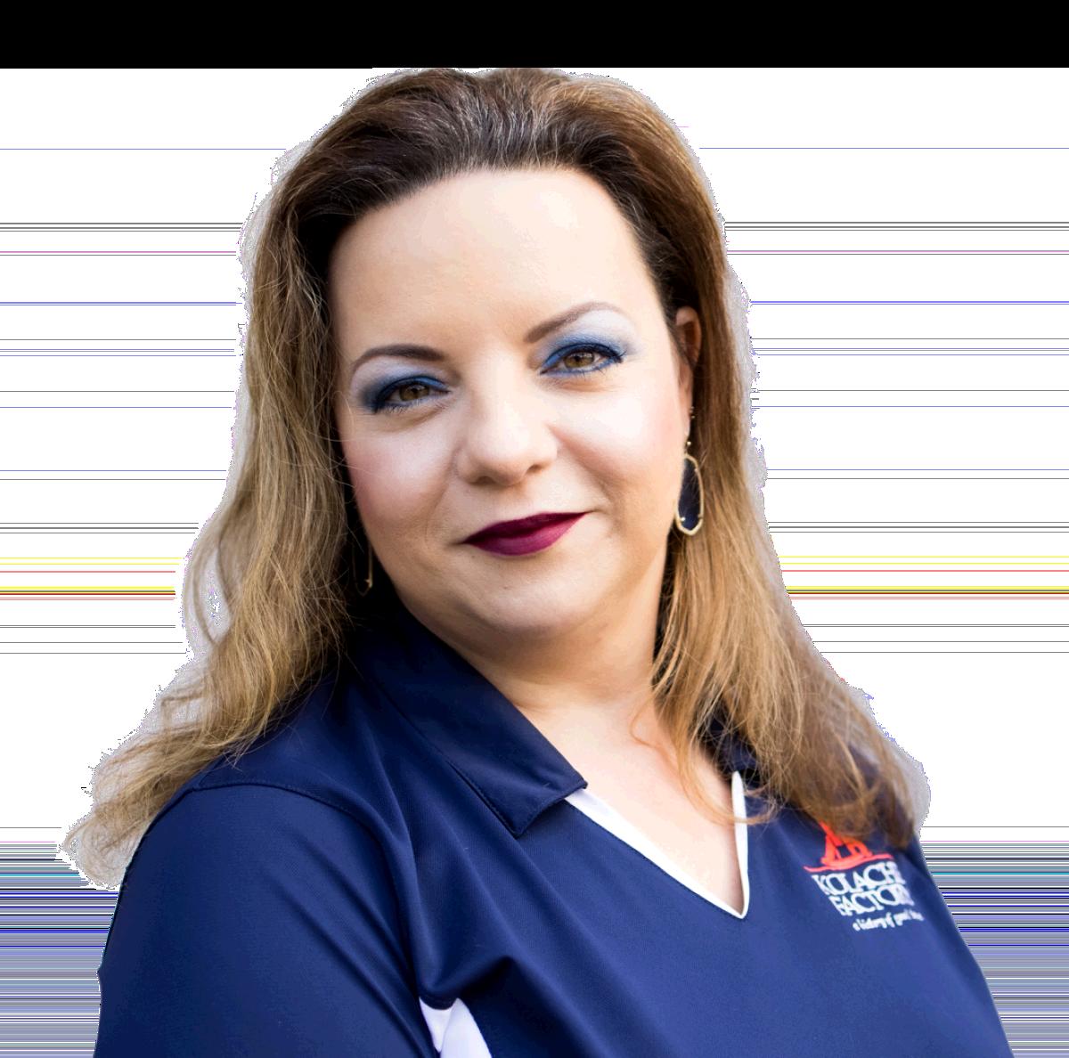 Headshot of Dawn Neilson from Kolache Factory