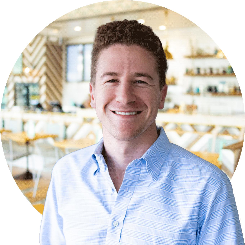 Headshot of Matt Smith from Tocaya Organica